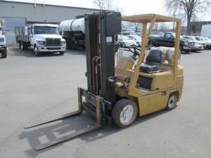 Komatsu FG25ST11 Propane Powered Forklift