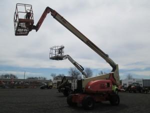 2001 JLG 800AJ Boom Lift