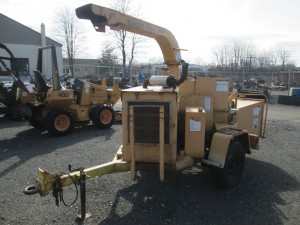 Bandit 200 Tow Behind Wood Chipper