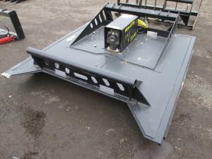 Wildkat 70 in Brush Mower With Push Bar