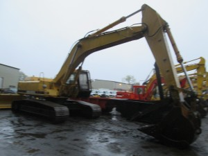 1998 John Deere 892E LC Hydraulic Excavator