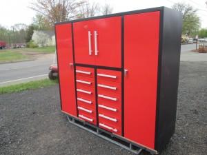 80 in. Heavy Duty Multi Drawer Tool Cabinet