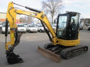 2014 Caterpillar 304E CR Mini Excavator