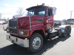 1995 Mack CH613 Tandem Axle Tractor
