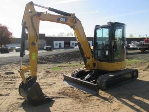 2008 Caterpillar 304C CR Mini Excavator