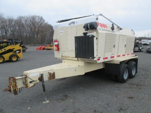 2012 Finn BB705 Bark Blower