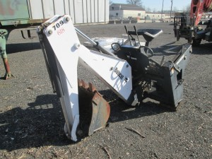 Bobcat 709 Skid Steer Backhoe Attachment