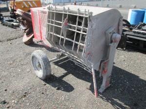 Multiquip Mortar Mixer
