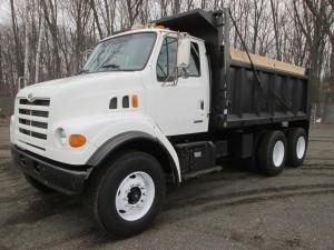 2000 Sterling T/A Dump Truck