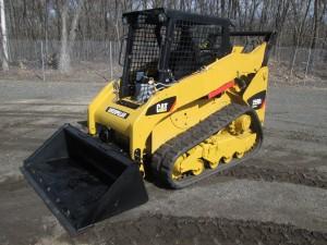 2012 Caterpillar 259B3 Track Skid Steer