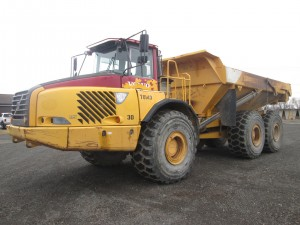 2006 Volvo A40D Articulated Haul Truck