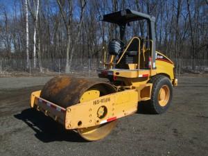 2006 Caterpillar CS433E Vibratory Roller