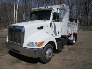 2013 Peterbilt 330 S/A Dump Truck
