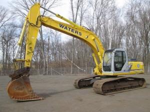 2001 Kobelco SK250LC Hydraulic Excavator