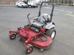 Exmark S-Series Zero Turn Mower
