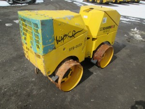 2012 Rammax 1510CL Trench Compactor