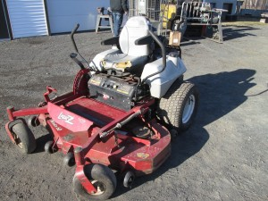 Exmark Laser Z Ride On Mower