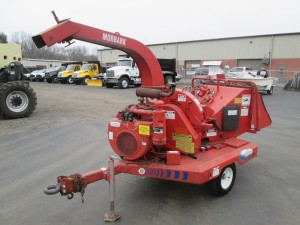 2001 Morbark 2060-D Tow Behind Chipper