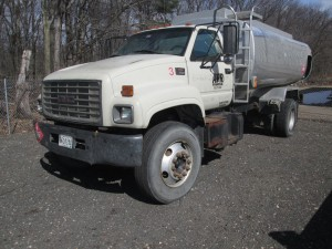1997 GMC C7500 Oil Delivery Truck