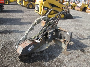Alitec SG40 Stump Grinder Attachment
