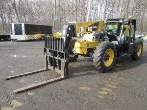 2013 Caterpillar TL642C Telescopic Forklift