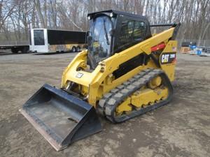 2015 Caterpillar 289D Track Skid Steer