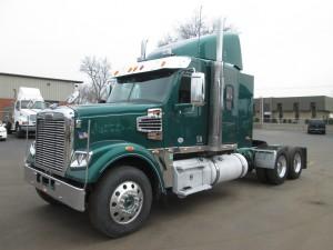 2013 Freightliner Coronado 122 T/A Tractor