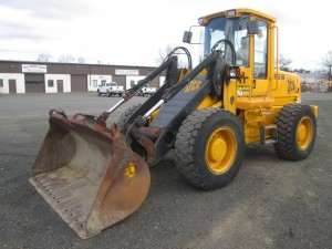 2000 JCB 416BHT Integrated Tool Carrier