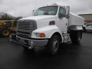 2001 Sterling S/A Water Truck