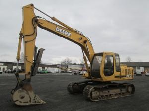 1998 John Deere 160LC Hydraulic Excavator