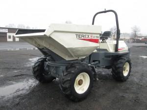 2007 Terex Benford 6 Ton Dumper