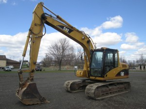 2002 Caterpillar 312CL Hydraulic Excavator