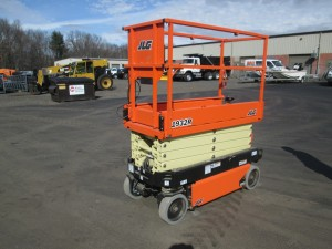 2017 JLG 1932R Electric Scissor Lift