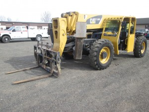 2008 Caterpillar TL1055 Telescopic Forklift