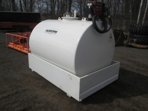 2017 Emiliana Serbatoi 750 Gallon Fuel Tank