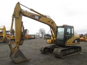 2005 Caterpillar 312C Hydraulic Excavator