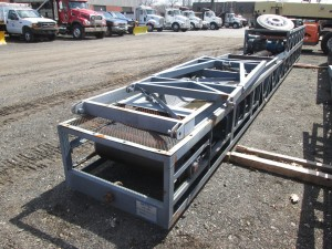 Better BE3660C Radial Stacking Conveyor
