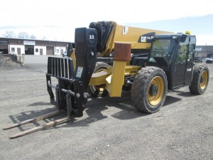 2013 Caterpillar TL1055C Telescopic Forklift