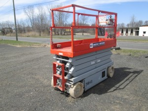 Skyjack SJ3226 Electric Scissorlift