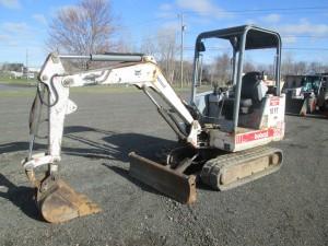 1999 Bobcat 325 Mini Excavator