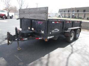 2006 Cam 612L Dump Trailer