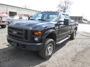 2010 Ford F-350 Extended Cab Pickup