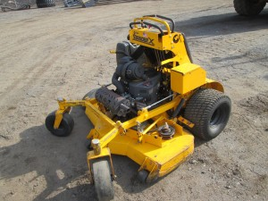 2014 Wright Stander Mower