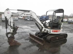 2007 Bobcat 430AG Mini Excavator