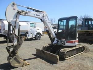 2008 Bobcat 435G Mini Excavator