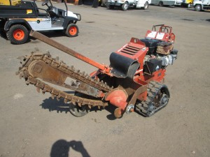 2011 Ditch Witch RT12 Trencher