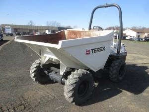 Terex Benford TA3 Articulated Dumper