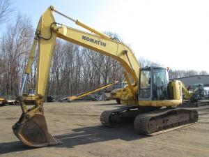 2000 Komatsu PC228USLC-2 Hydraulic Excavator