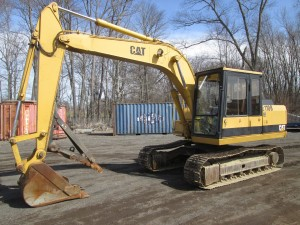 1988 Caterpillar E110B Hydraulic Excavator
