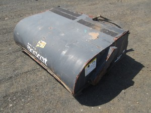 "Bobcat 60"" Pickup Sweeper"
